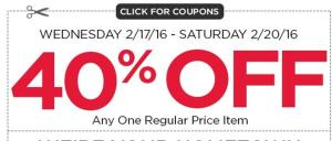 coupon